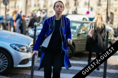 rickie de-sole in Paris Fashion Week Pt 5