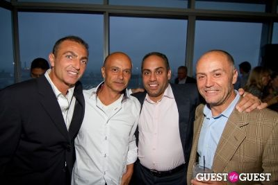 q hakimzadeh in Lionheart Group's Cocktail Soiree