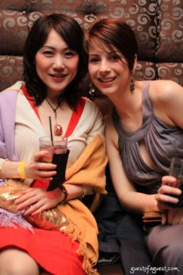 rie hirata in Bryce Gruber's 25th Birthday Party