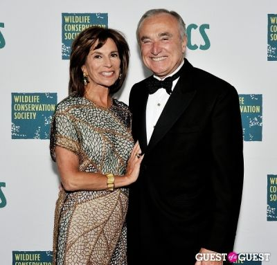 william bratton in Wildlife Conservation Society Gala 2013