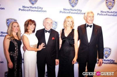 rikki klieman in NYC Police Foundation 2014 Gala