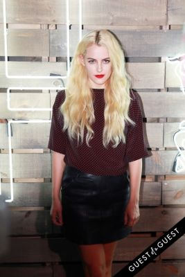 riley keough in Coach Presents 2014 Summer Party on the High Line