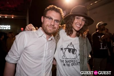 riley oneill in An Evening with Mayer Hawthorne at Sonos Studio