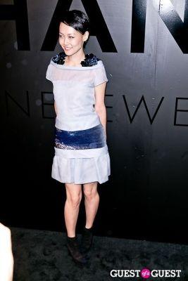 rinko kikuchi in Chanel Fine Jewelry Presents