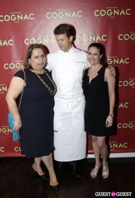 rita jammet in Brasserie Cognac East Opening