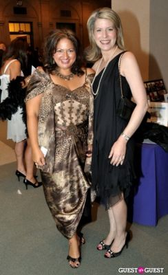 linda victoria-courie in The Washington Ballet's Prohibition Party