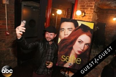 rob cline in Guest of a Guest hosts a screening for the ABC Selfie campaign