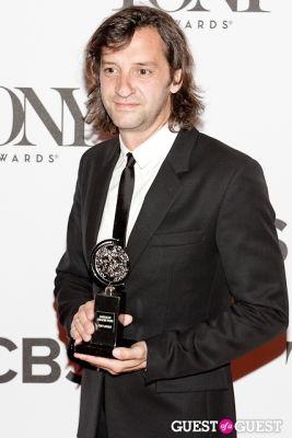 rob howell in Tony Awards 2013