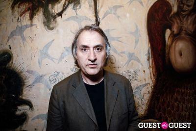 robert dandarov in Robert Dandarov Exhibit Opening Party