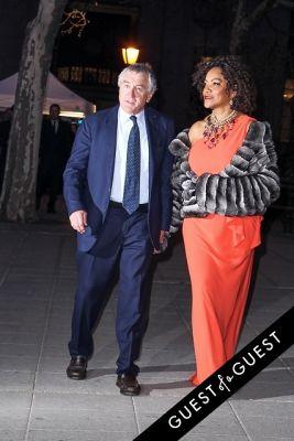 grace hightower in Vanity Fair's 2014 Tribeca Film Festival Party Arrivals