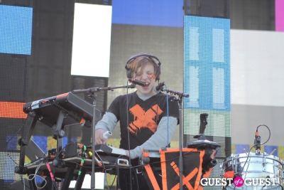 robert delong in SnowGlobe Music Festival Day Two