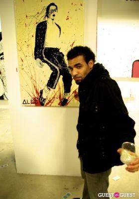 robert green in Alec - Monopoly Art Show 2010