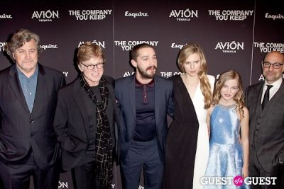 brit marling in Avion Espresso Presents The Premiere of The Company You Keep