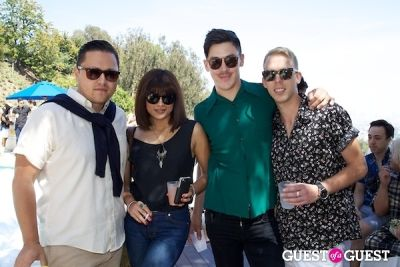 robert vallejos in Ciroc Pool Party Celebrating The Birthdays Of Cheryl Burke and Derek Hough
