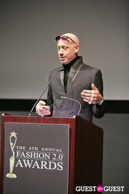 robert verdi in The 4th Annual Fashion 2.0 Awards