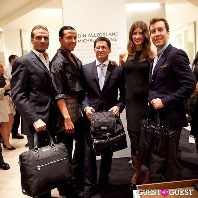 gian maria-argentini in Join Saks, Allegri and Michelle Alves to Celebrate High School of Fashion Industries