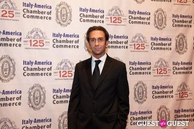 roberto parodi in Italy America CC 125th Anniversary Gala