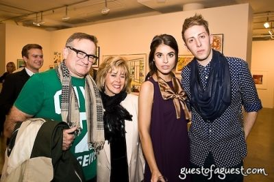 barbara frankel in Timo Weiland Neckwear Event