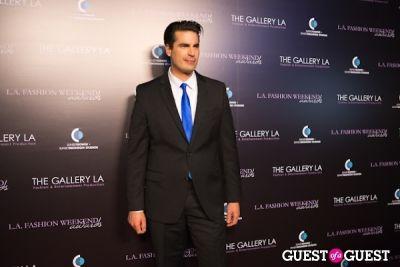 rocco leo-gaglioti in L.A. Fashion Weekend Awards