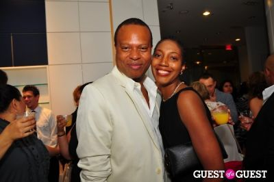 rodney foster in Nival Salon and Spa Launch Party