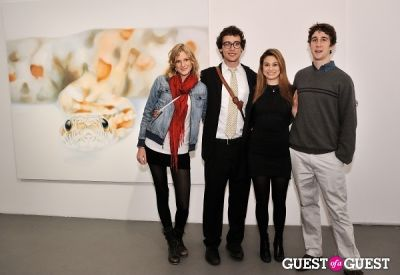 rodrigo seira in Pia Dehne - Vanishing Act Exhibition Opening