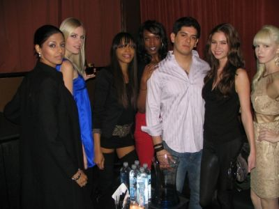 RCM Models Launch Party