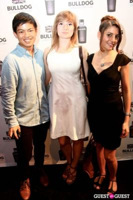 roger li in Bulldog Gin FNO After-Party