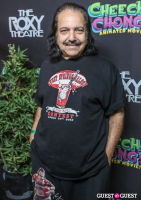 ron jeremy in Green Carpet Premiere of Cheech & Chong's Animated Movie