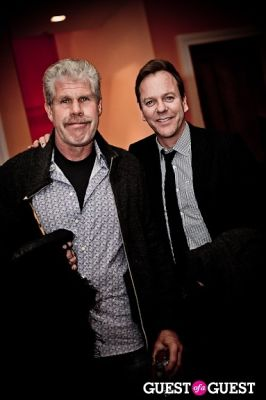 kiefer sutherland in VIP Private Screening of The Confession