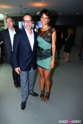 ron prince in I-ELLA.com Cocktail Party at the InStyle Lounge at Lincoln Center During Mercedes-Benz Fashion Week