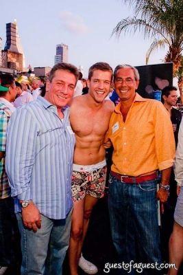 ronnie kroell in GLAAD Summer Series