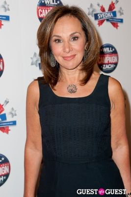 rosanna scotto in SVEDKA Vodka Presents a Special NY Screening of Warner Bros. Pictures' THE CAMPAIGN