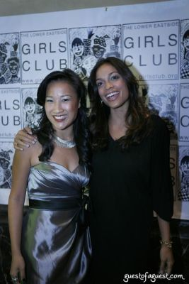 rosario dawson in The Lower East Side Girls Club Willow Awards