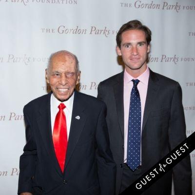 peter kunhardt-jr in Gordon Parks Foundation Awards 2014
