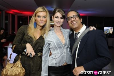 cahdlah forsythe in The ELEQT Grand Launch Party