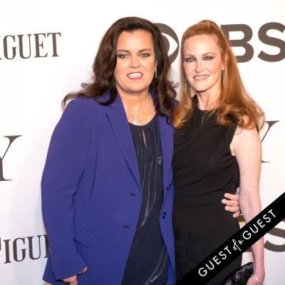 rosie o-donnell in The Tony Awards 2014