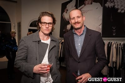 matthew thompson in Decades & Bea Szenfeld Art & Fashion  Hosted by B. Åkerlund