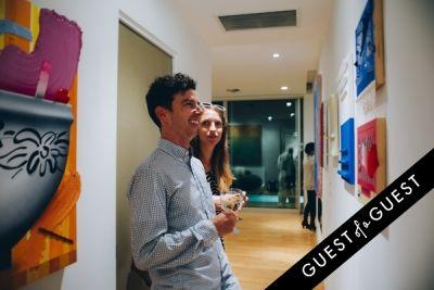 erin morrison in L'Art Projects Presents À la Mode: Painted Method