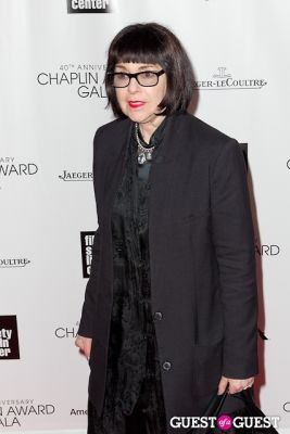 roxanne lowit in 40th Annual Chaplin Awards honoring Barbra Streisand