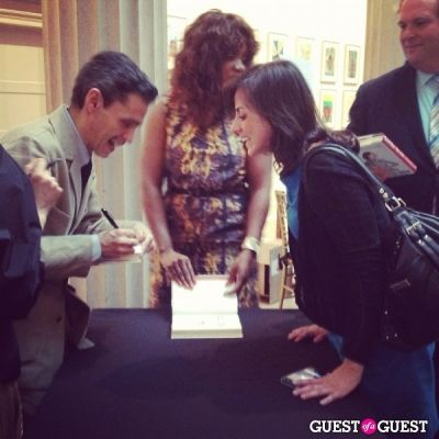 ruben toledo in Isabel Toledo Book Signing at the Corcoran