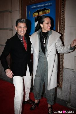 ruben toledo in John Leguizamo's Ghetto Klown - Opening 