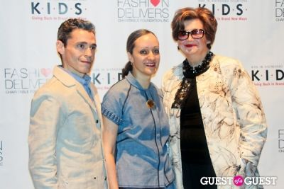 ruben toledo in K.I.D.S. & Fashion Delivers Luncheon 2013