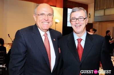 rudolph guiliani in Prize4Life Gala