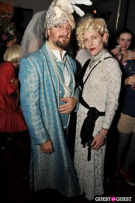 russell piccione in VISIONAIRE Haolloween Party