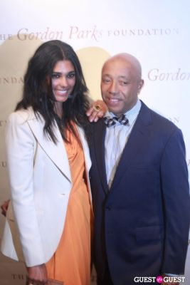 russell simmons in The Gordon Parks Foundation Awards Dinner and Auction