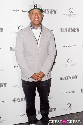 russell simmons in A Private Screening of THE GREAT GATSBY hosted by Quintessentially Lifestyle