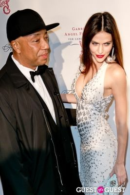 russell simmons in Gabrielle's Angel Foundation Hosts Angel Ball 2012