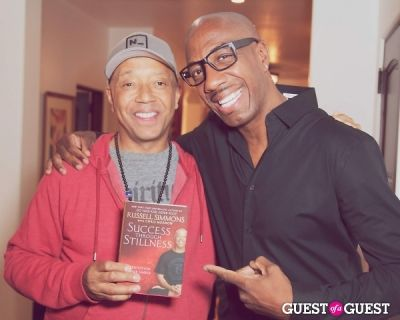 j.b. smoove in RWS LA Book Party Celebrating