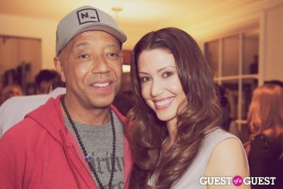 shannon elizabeth in RWS LA Book Party Celebrating