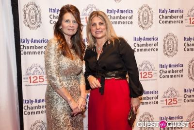 lina telese in Italy America CC 125th Anniversary Gala